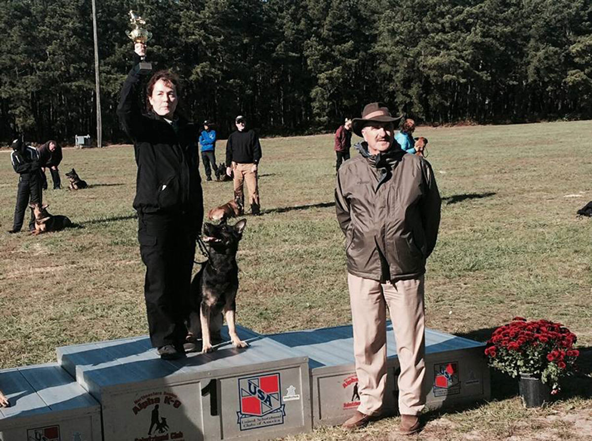 Pro Canine Center Student Northeastern Regional Championship